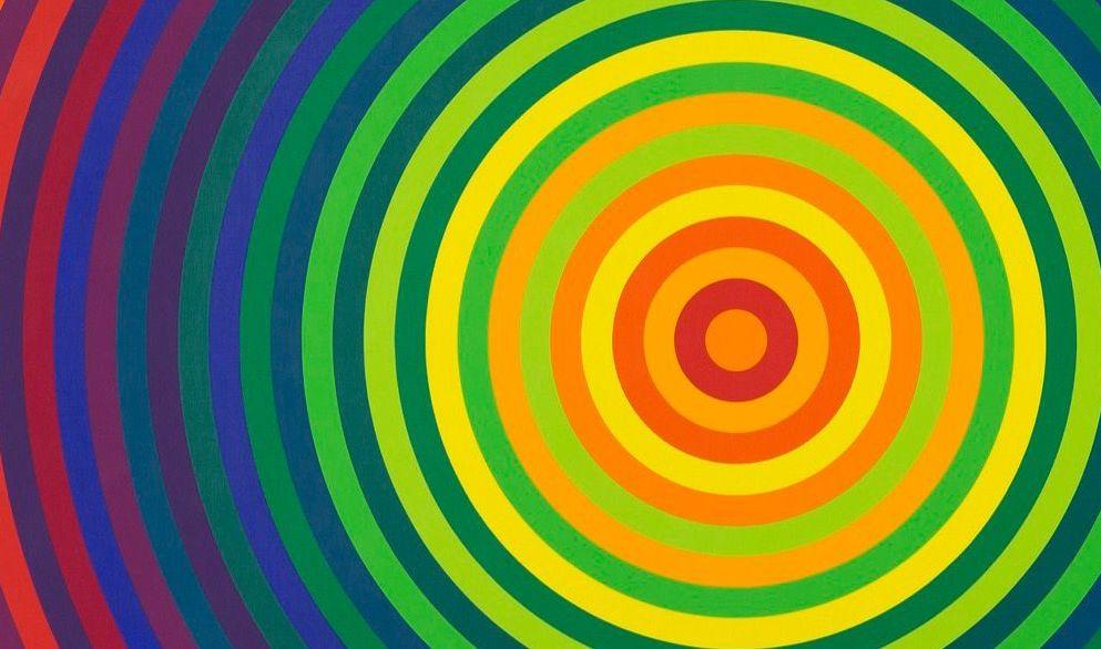 Artist:Julio LE PARC, Exhibition:Luz y movimiento. La vanguardia cinética en Paris, 1950-1975