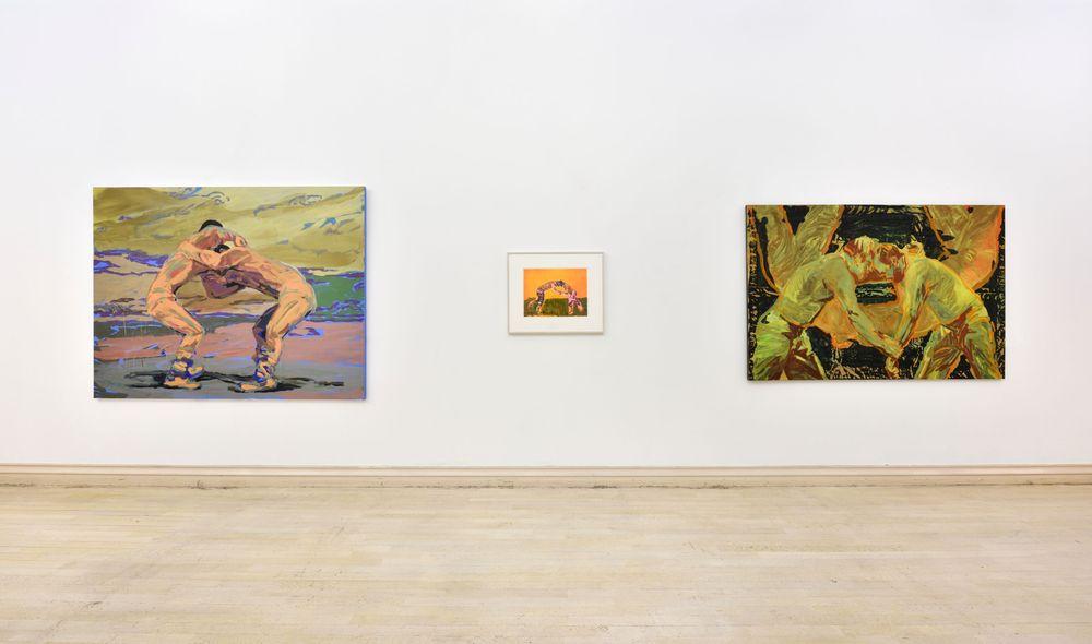 Artist:Claire TABOURET, Exhibition:Claire Tabouret: La Ronde