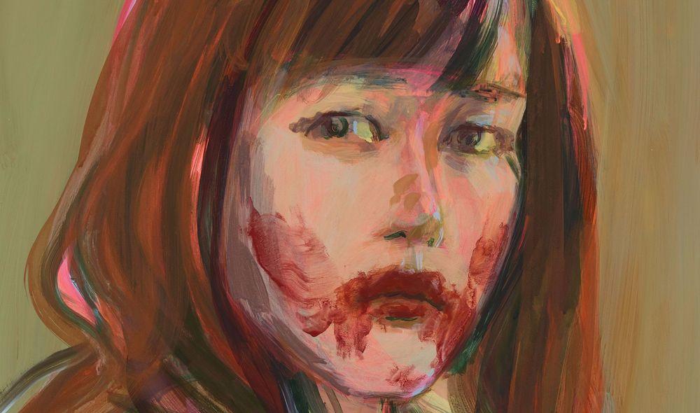 Artist:Claire TABOURET, Exhibition:Vampiros