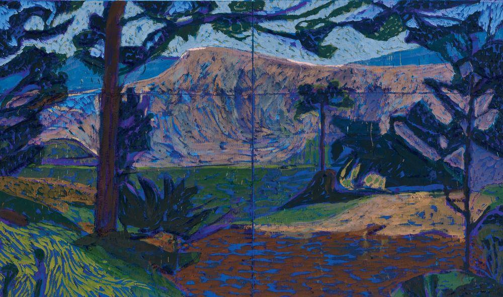 Artist:Claire TABOURET, Exhibition:Paysages d'intérieurs