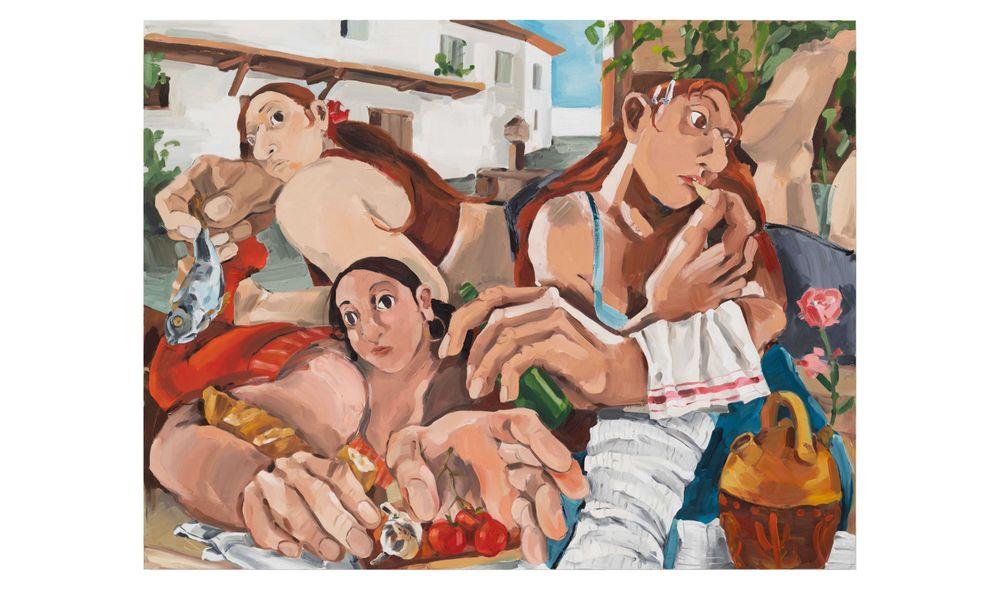 Artist:Cristina BANBAN, Exhibition:Melancolía