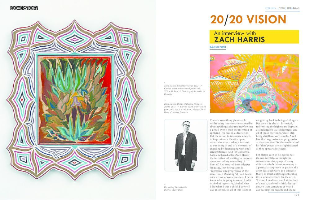 Art & Deal | Zach HARRIS