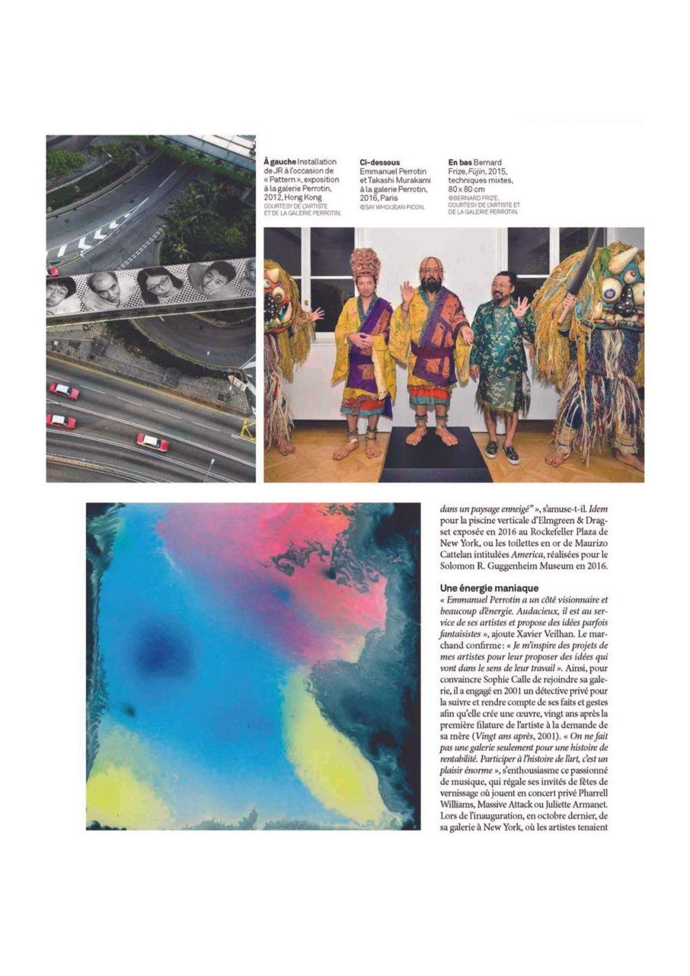 Connaissance des Arts | ELMGREEN & DRAGSET