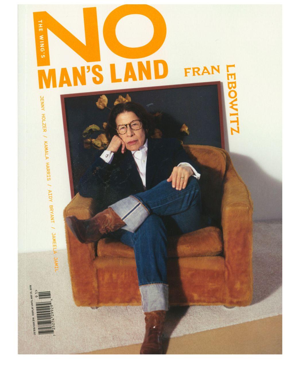 No Man's Land   Genesis BELANGER
