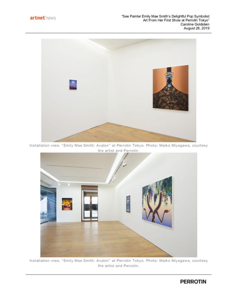 Artnet News | Emmanuel Perrotin