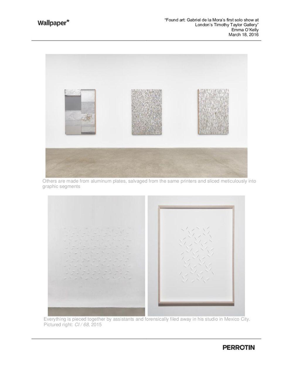 Wallpaper | 加布里埃爾·德拉·莫拉