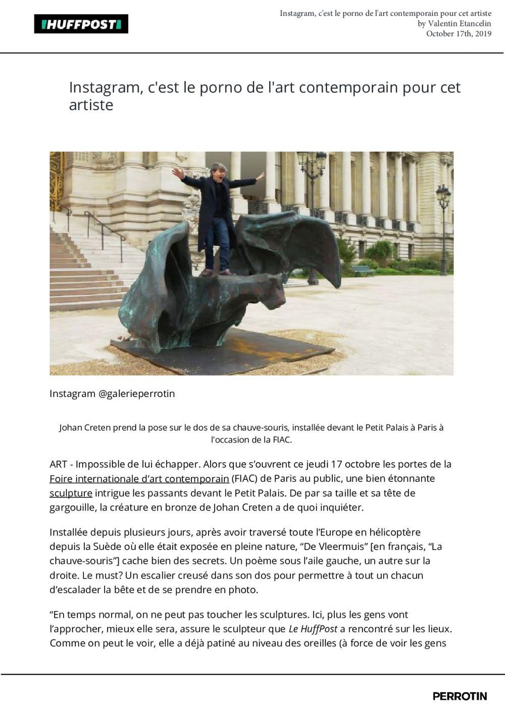 Huffpost | Johan CRETEN