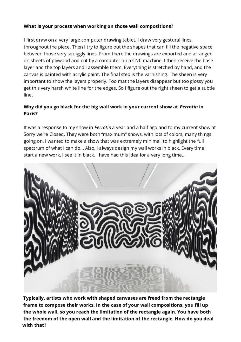 Abstract Room | 喬希·斯博林