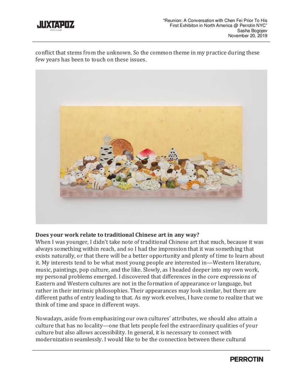 Juxtapoz | CHEN Fei