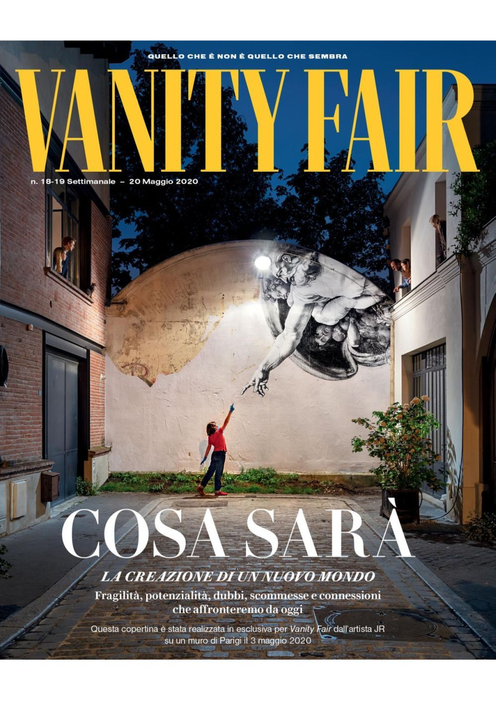 Vanity Fair | JR