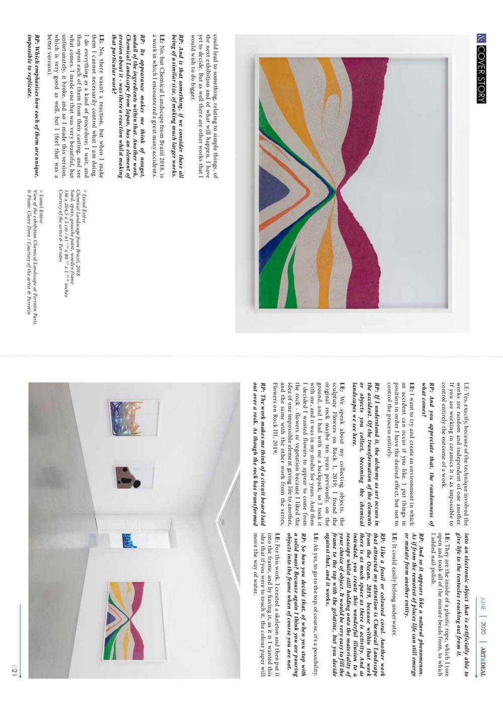 Art & Deal | 萊諾·艾斯提夫