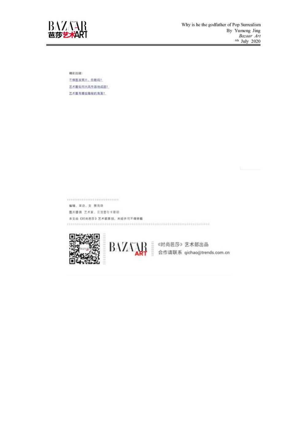 Bazaar Art | Mark RYDEN