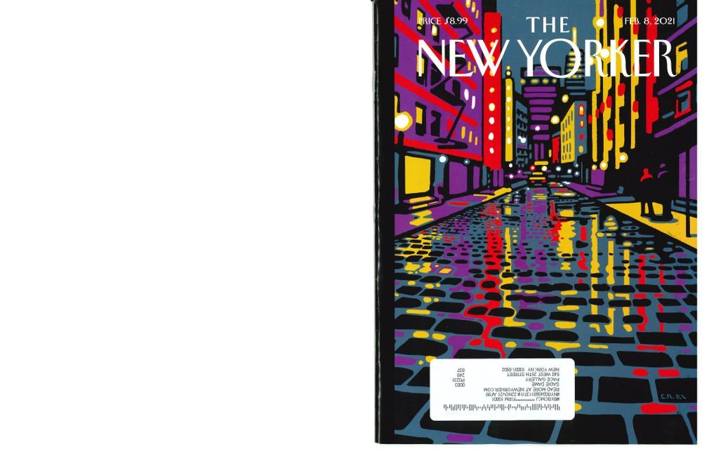 The New Yorker | ELMGREEN & DRAGSET