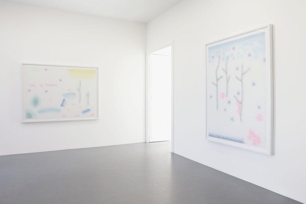 Artist:Lionel ESTÈVE, Video Exhibition:a wander