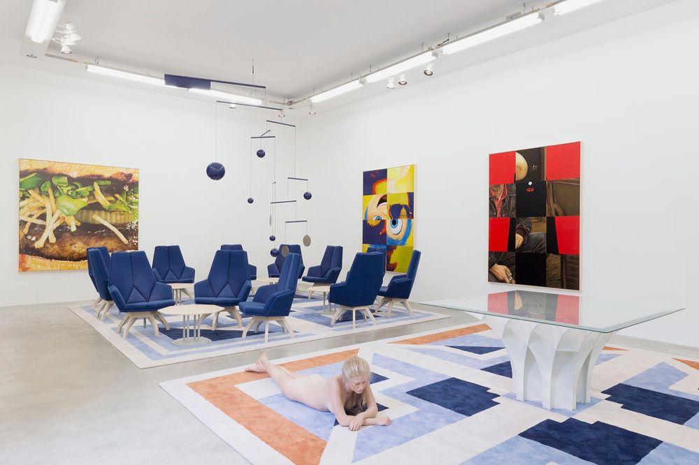 Artist:Pierre PAULIN, Video Exhibition:Paulin, Paulin, Paulin