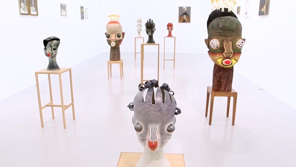 Artist:Izumi KATO, Video Exhibition: