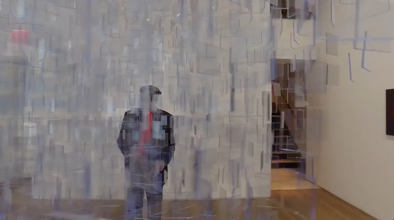 Artist:Julio LE PARC, Video Exhibition:
