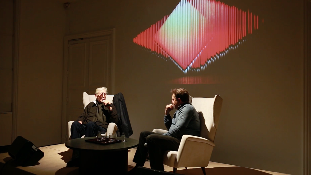 Artist:Julio LE PARC, Video Exhibition:BIFURCATIONS