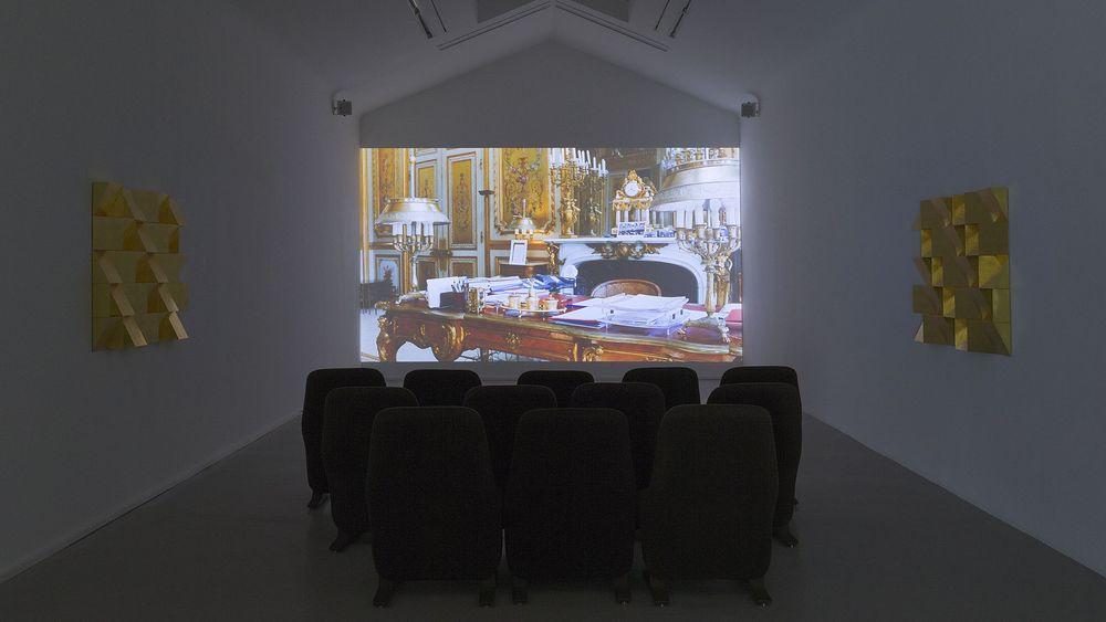 Artist:Laurent GRASSO, Video Exhibition:Projection du film