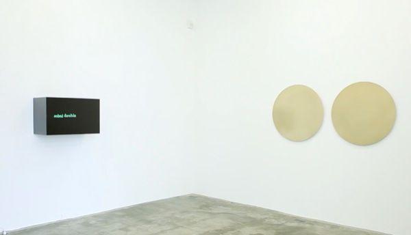 Artist:Laurent GRASSO, Video Exhibition:Soleil Double