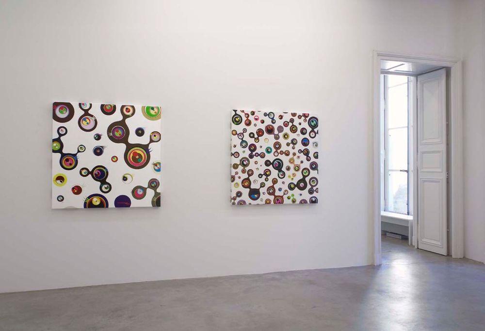 Artist:Takashi MURAKAMI, Exhibition:The Pressure Point of Painting