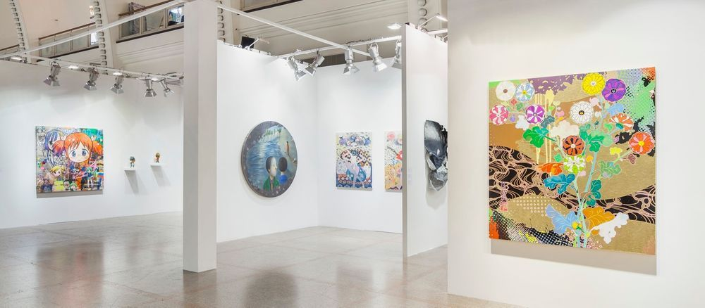 Artist:洛朗·格拉索, Exhibition:ART021