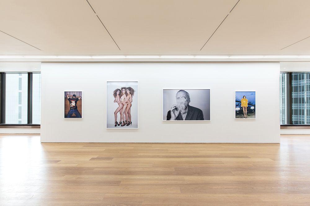 Artist:Terry RICHARDSON, Exhibition:Portraits