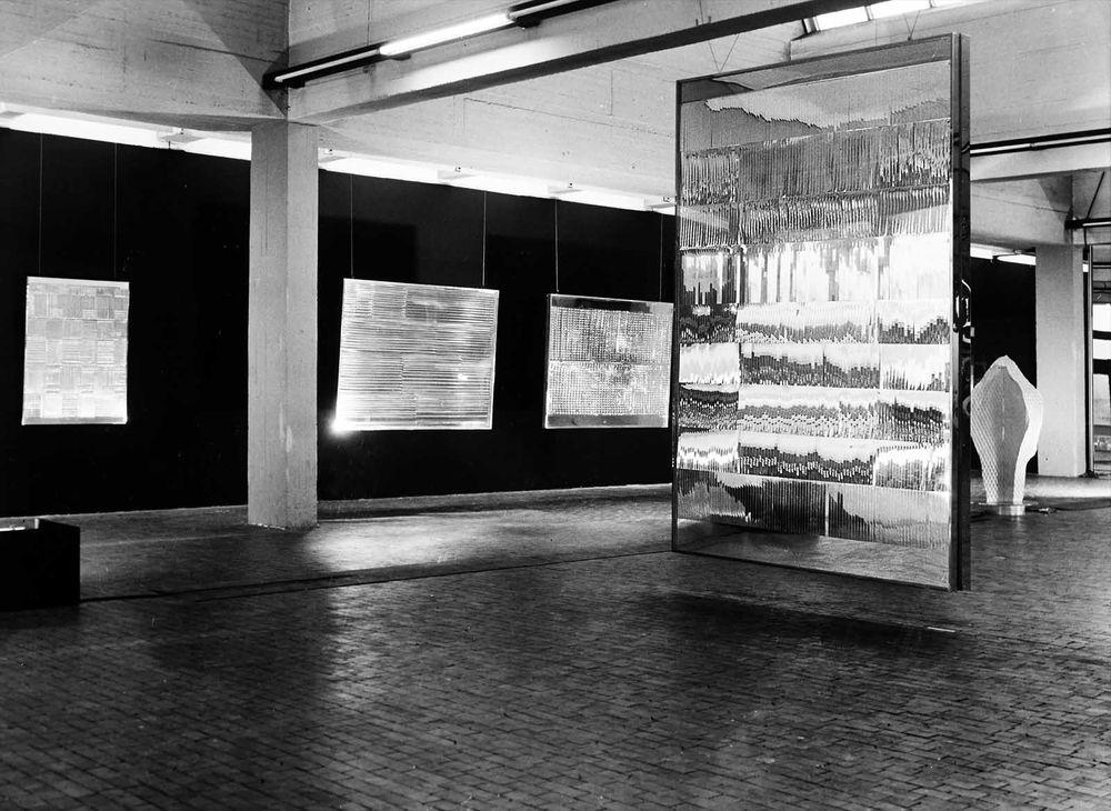 Artist:Heinz MACK, Exhibition: