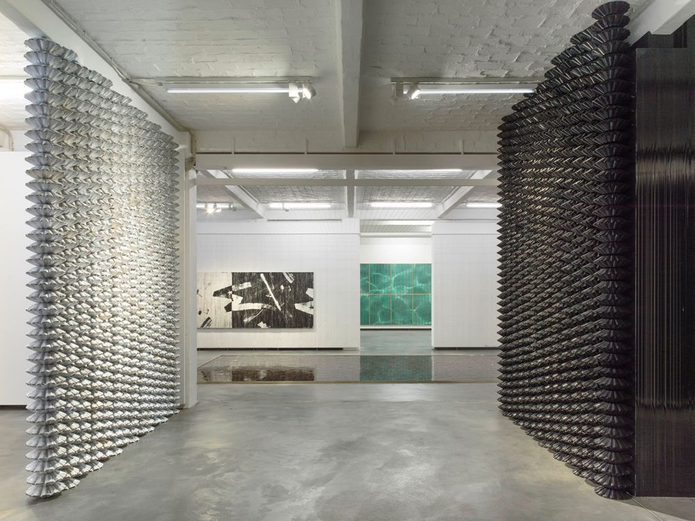 Artist:Gregor HILDEBRANDT, Exhibition:Urlaub im Urban: Falkenrot Preistrager award