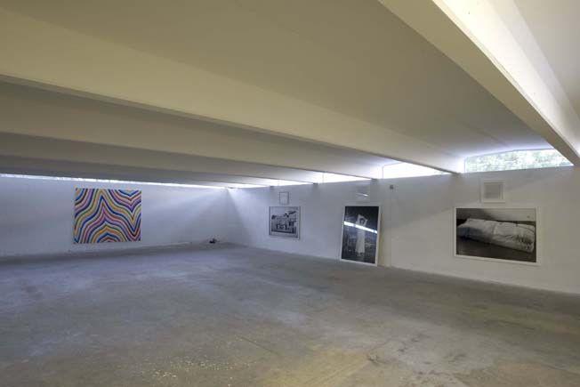 Artist:Bernard FRIZE, Exhibition:Inaugural exhibition