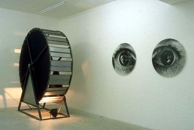 Artist:Maurizio CATTELAN, Exhibition:Moi-même, Soi-même