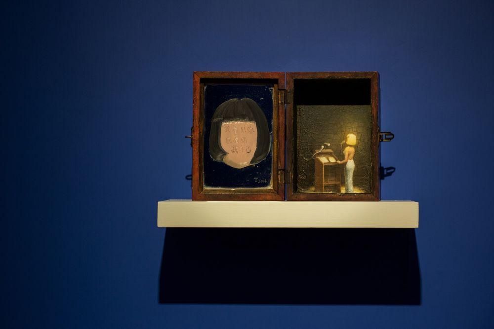 Artist:CHEN Ke, Exhibition:Dream· Dew    夢·露