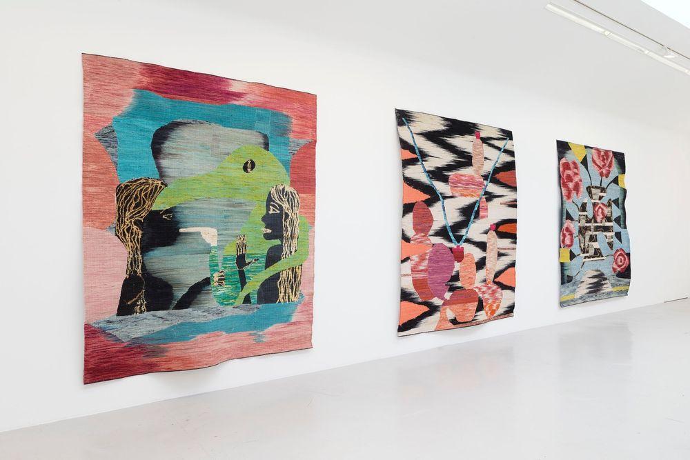 Artist:Gwladys ALONZO, Exhibition:¿ Cómo te voy a Olvidar ?