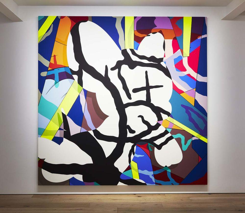 Artist:KAWS, Exhibition: