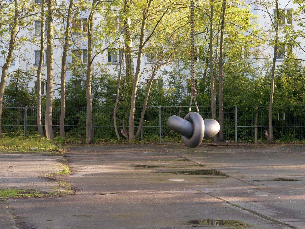 Artist:Michael SAILSTORFER, Exhibition:Silver Cloud Performance