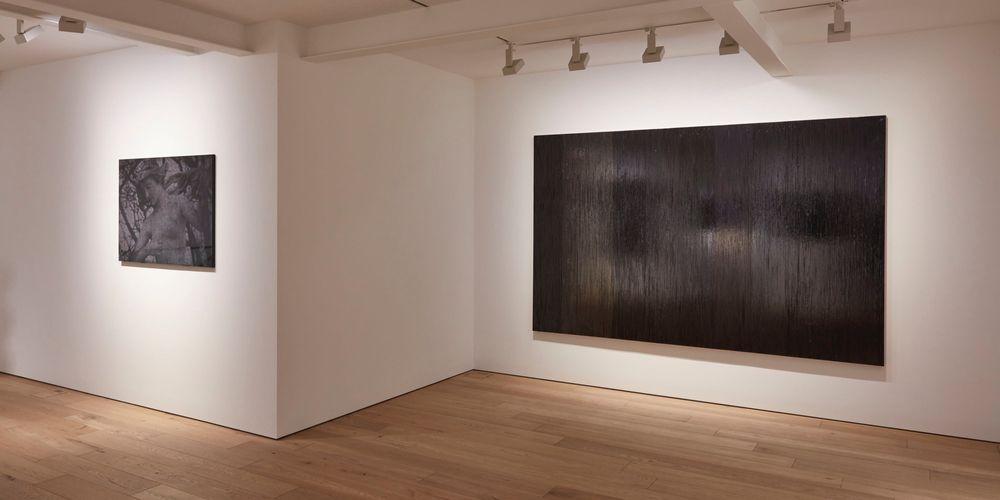 Artist:Gregor HILDEBRANDT, Exhibition:Bilder malen wie Cure