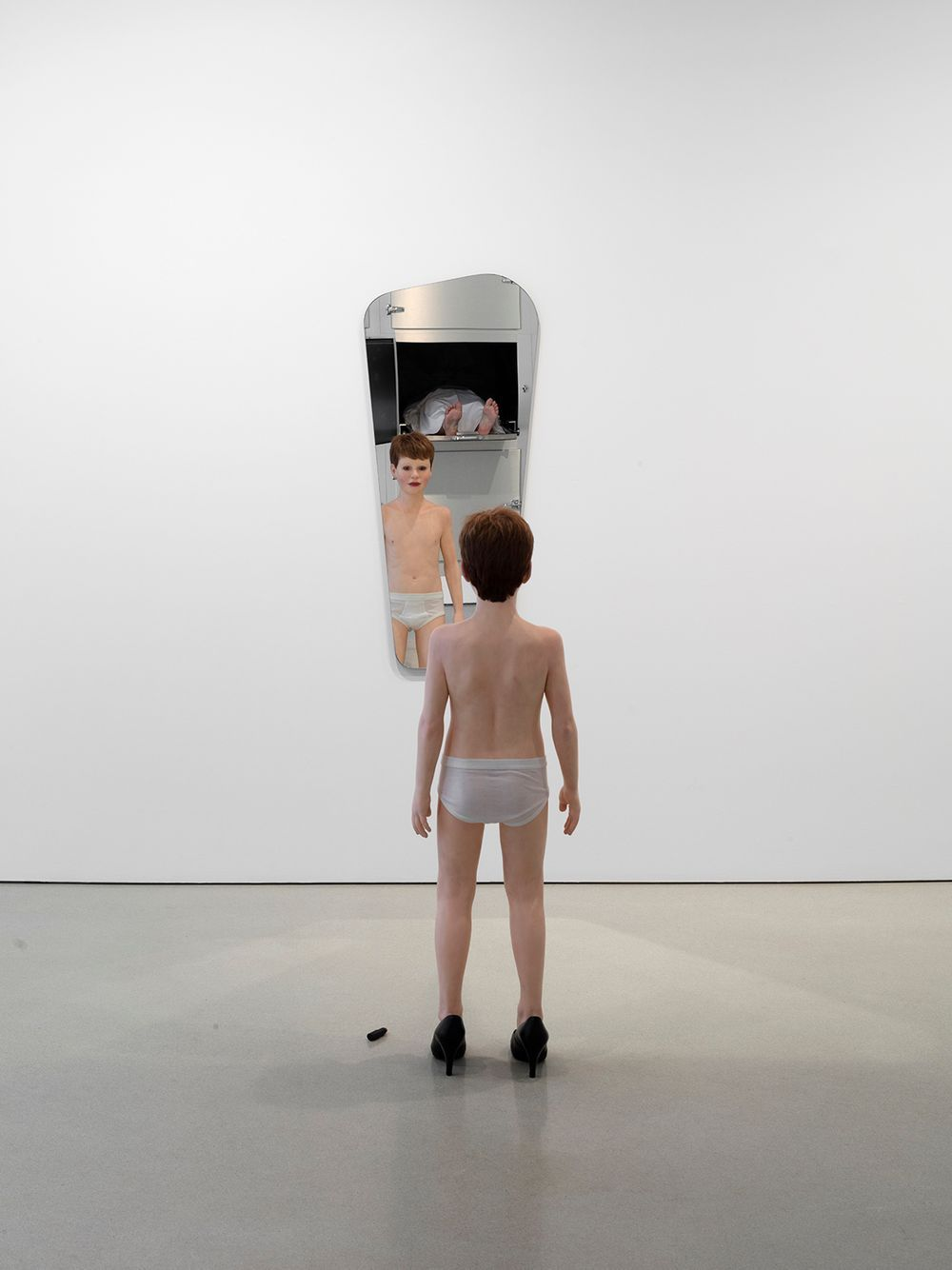Artist:Elmgreen & Dragset, Exhibition:Changing Subjects