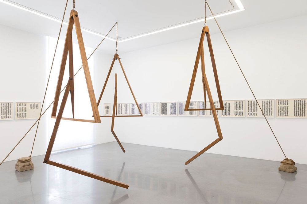 Artist:Bharti KHER, Exhibition:The Laws of Reversed Effort