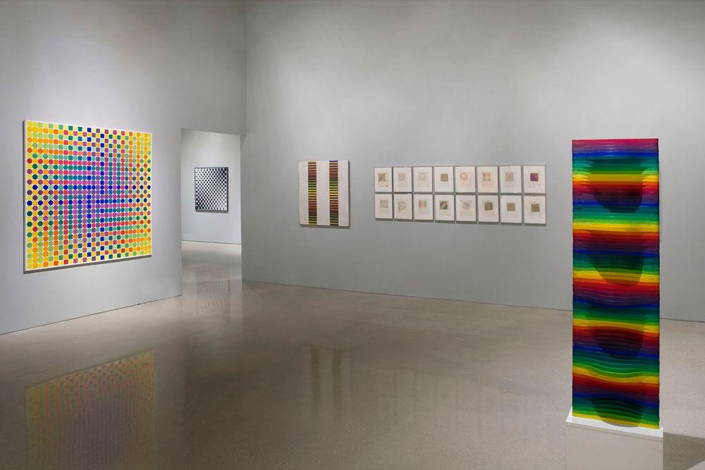 Artist:Julio LE PARC, Exhibition:Julio Le Parc : Form into Action
