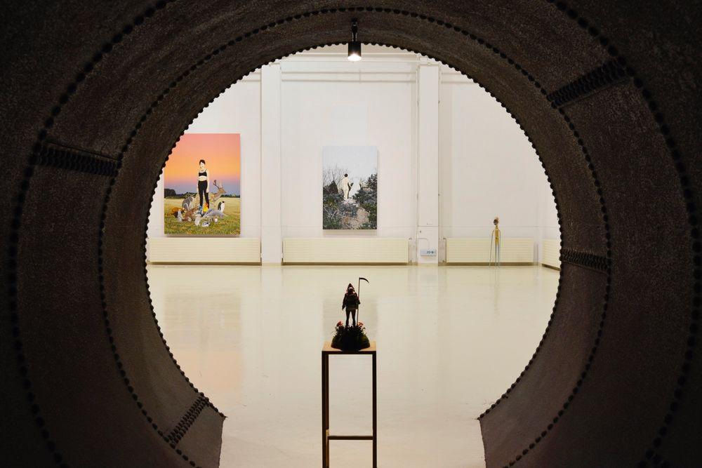 Artist:Izumi KATO, Exhibition:Living in Figures - Izumi KATO x CHEN Fei