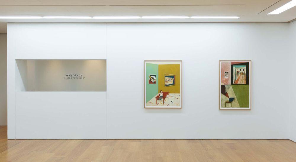 Artist:Jens FÄNGE, Exhibition:Sister Feelings