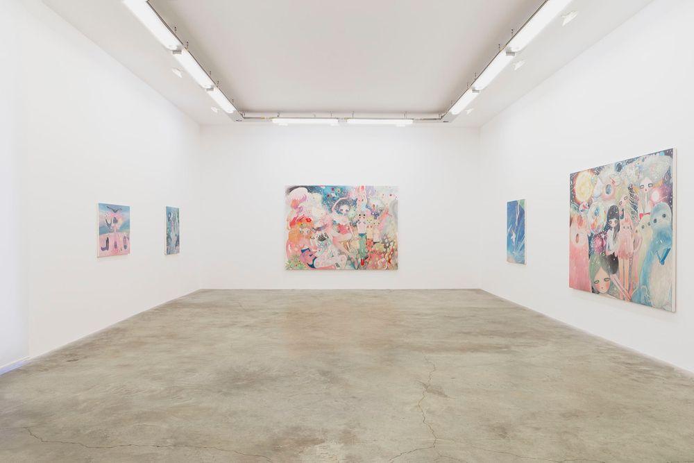 Artist:Aya TAKANO, Exhibition:The Jelly Civilization Chronicle