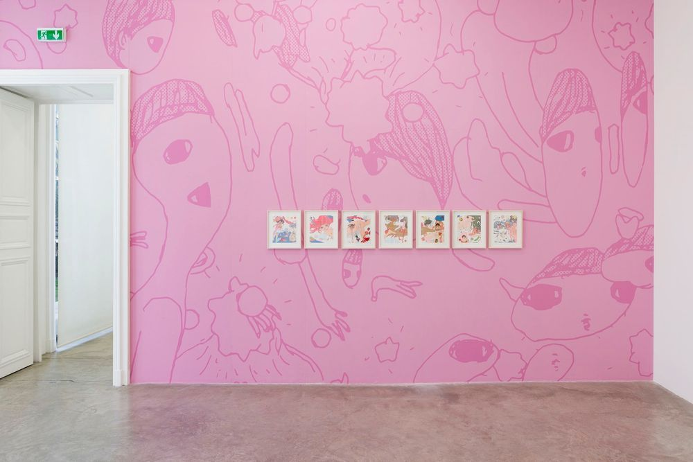 Artist:Aya TAKANO, Exhibition:The Jelly Civilization Chronicle