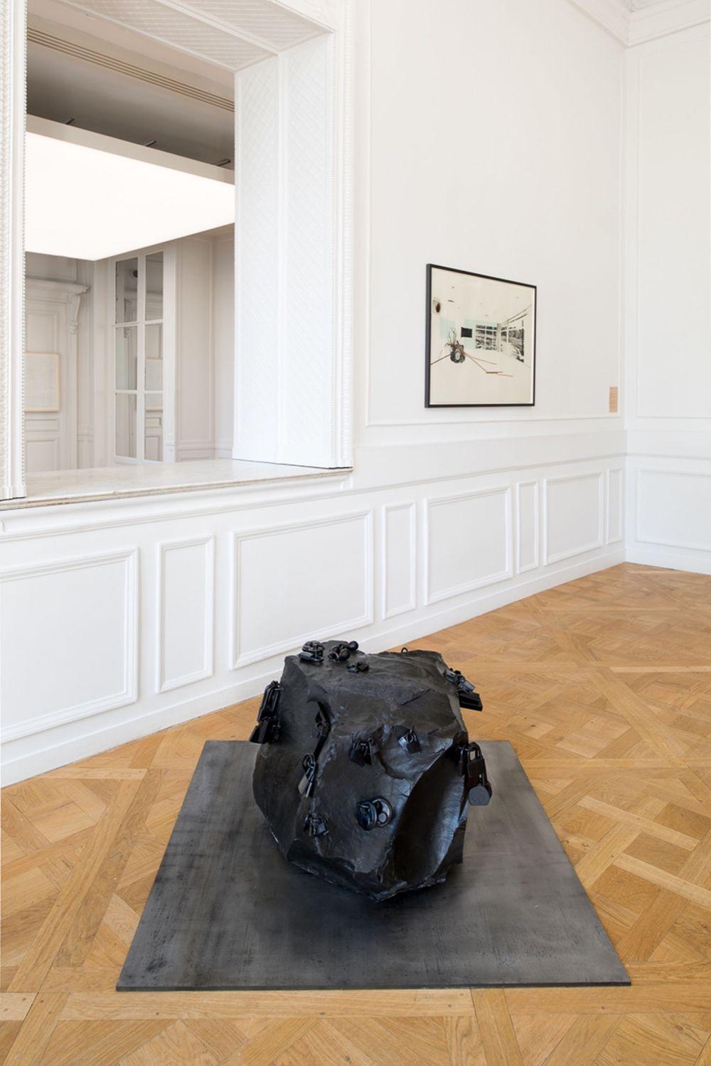 Artist:Tatiana TROUVÉ, Exhibition:À pied d'œuvre(s)