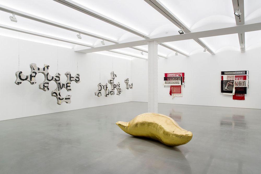 Artist:Iván ARGOTE, Exhibition:La Venganza del Amor