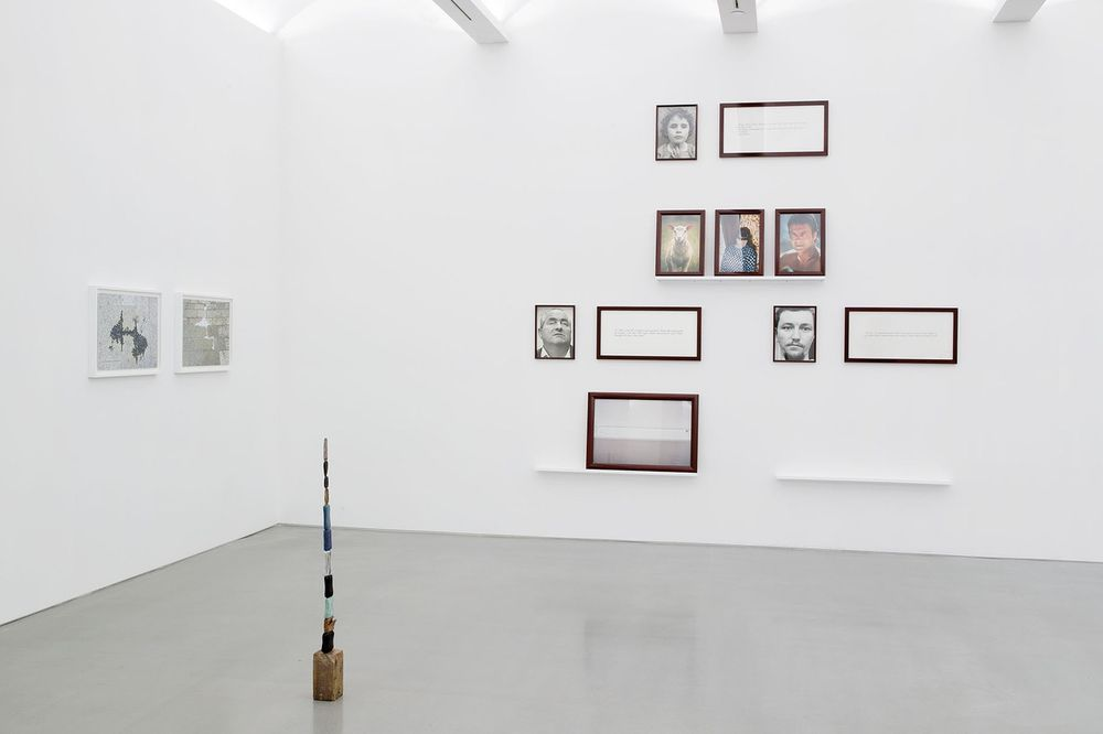 Artist:Sophie CALLE, Exhibition:Fond Illusions