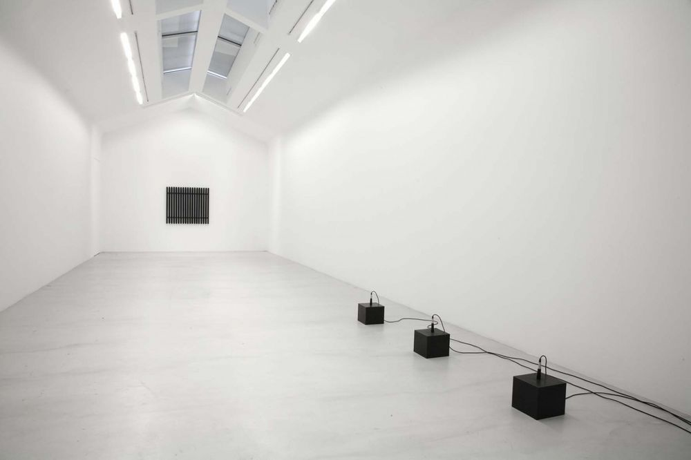 Artist:Michael SAILSTORFER, Exhibition:No light