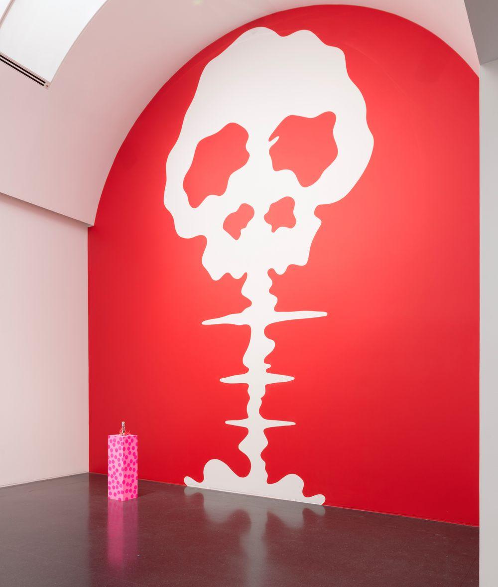 Artist:Takashi MURAKAMI, Exhibition:TAKASHI MURAKAMI: THE OCTOPUS EATS ITS OWN LEG