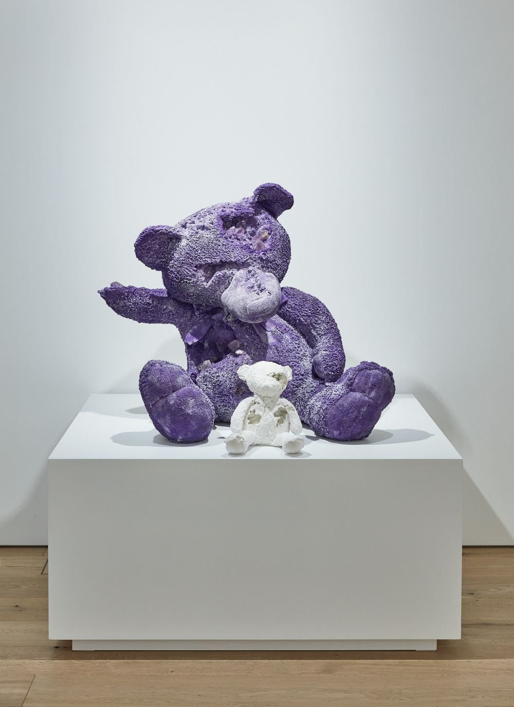 Artist:Daniel ARSHAM, Exhibition:Crystal Toys
