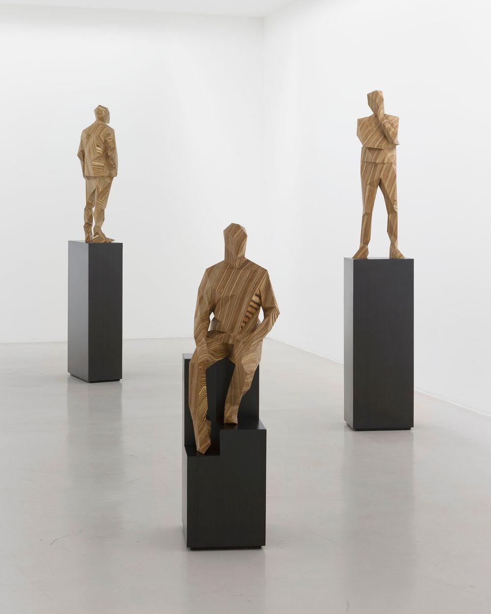 Artist:Xavier VEILHAN, Exhibition:Flying V